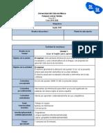 Secuencia Didactica UNAM IV