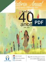 Relatório Anual e Balanço Patrimonial CVM - 2016