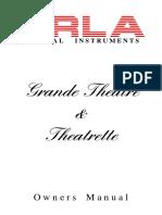 Orla Grande Theatre manual