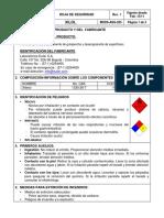 MSDS XILOL.pdf