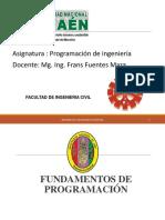 UNIDAD I-UNJ-PROGRAMACION DE INGENIERIA-S2.pptx