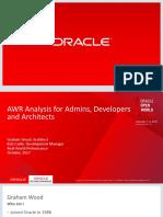 AWR Analysis Coug