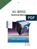 Samsung NX Series 308 - 820 - 1232 Technical Manual