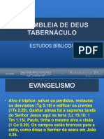 Evangelism o
