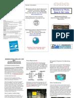 Pool Code Brochure 2008