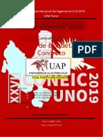 Informe de Concurso de Briquetas -Uap-filial Puerto Maldonado