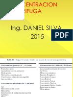 Precio 15 Clases 2015 Centrifuga