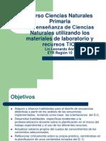 Curso Laboratorio-EP Ciencias Naturales