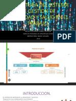 Estructura Del Sistema de Gestion de Seguridad y