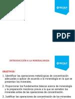 Introducción a La Mineralurgia - 2014 1111