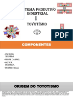 Sistema Produtivo Industrial