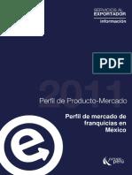 EstudioMercadoFranquiciasMexico2011