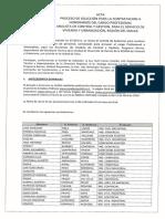 Acta Profesional Analista de Control y Gestion Barrios