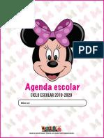 Agenda  minnie 2019-2020 (1)