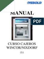 Manual de Wincor Spanish