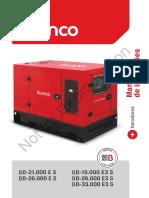 Manual BD19000