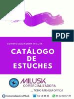 Catalogo Estuches Miluk