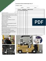 Check List Monta Gas LP - ITEP