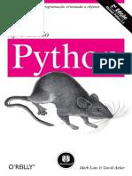 Aprendendo Python - 2a Edição
