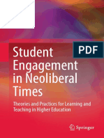 Nick Zepke (Auth.) - Student Engagement in Neoliberal Times_ Theories and Practices for Learning and Teaching in Higher Education-Springer Singapore (2017)