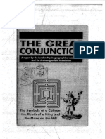 The Great Conjunction A report by the Archaeogeodetic Association and the London Psychogeographical Association
