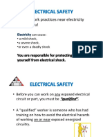 Electrical Safety Rev