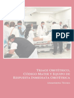 Triage Obstetric