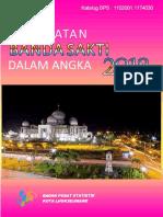 Kecamatan Banda Sakti Dalam Angka 2018