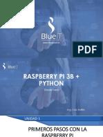 Programación con Raspberry Pi & Python