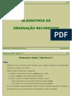 Teorica_Ordenacao_Recursiva