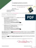 Rf162220931us Notice to Deposit Account Michigan First c.u. Blk