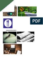 Comunicación Visual y Escrita Ejemplos