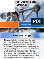 800 Research Methods