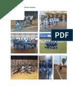 Selección de Oruro en Las Diferentes Disciplinas
