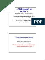 Le marché du médicament.pdf