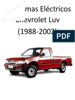 Chevrolet Luv (1988-2002) Diagramas Electricos