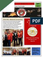 CARRY-ON Detachment 1236 Newsletter, September 2019