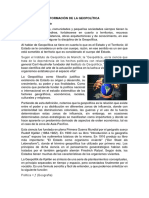 Informe Geopolítica Grupo #1