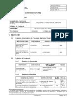 CV de Manuel Paz y Mino