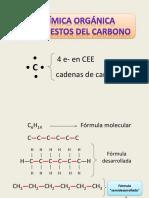 10. Química Orgánica - Primera Parte