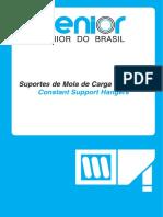 Anexo IX - Senior Do Brasil - Suportes de Mola de Carga Constante