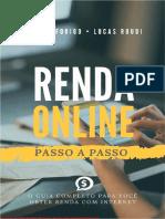 Renda Online Passo a Passo