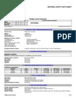 MSDS- Pledge Lemon.pdf
