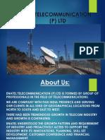 Company Profile ENATEL