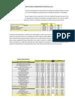 Presupuesto y Estrategias 2011 (2)