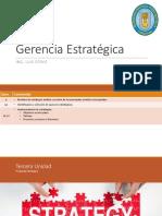 Gerencia Estratégica - Sem.11