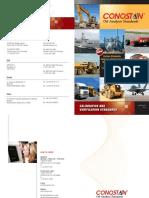 Conostan Std Brochure for AAS or ICP