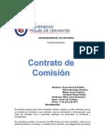Contrato de Comisioìn.