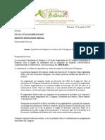 Carta Simposio Etnobotanica