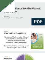 marci ward- global education presentation  1